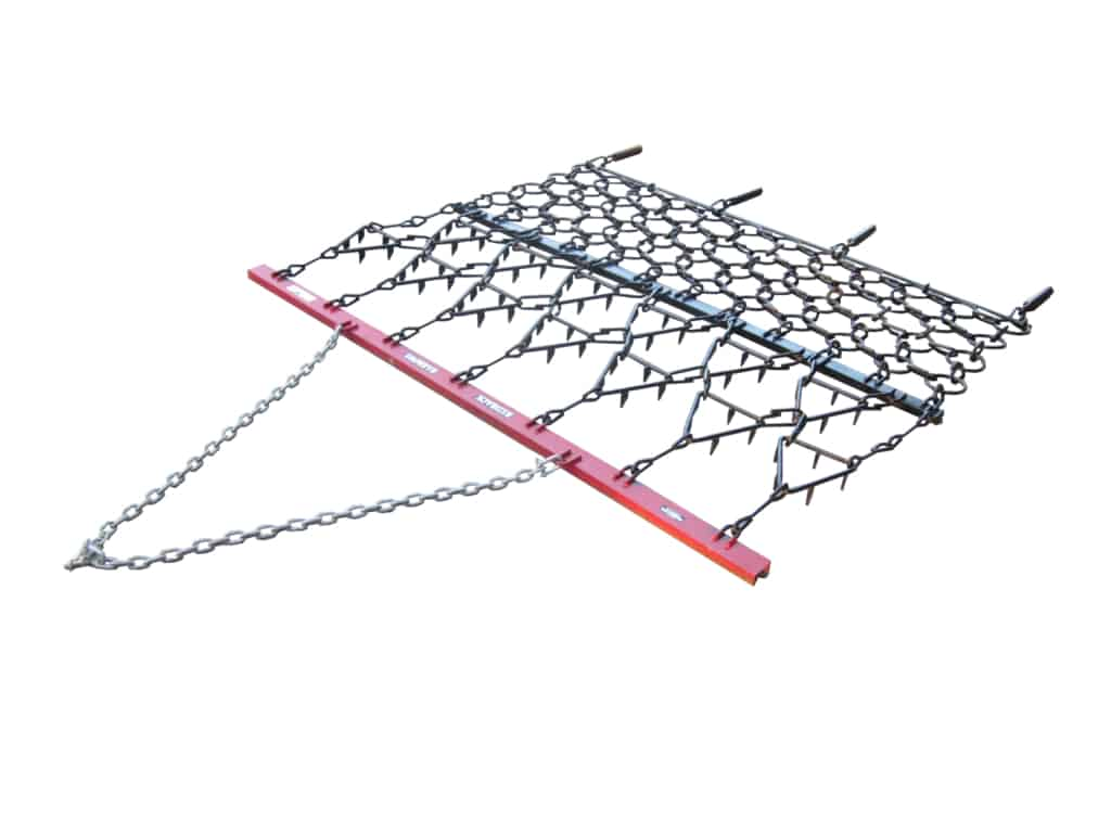 REDBACK Heavy Duty Triangle & Chain Harrows